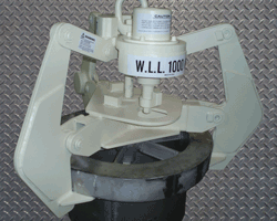 1 Tonne Reel Clamp Automatic Lock & Release