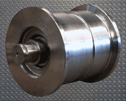 Double Flange Wheel