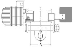 Motorized Trolley Line Drawing